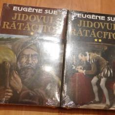 Jidovul ratacitor de Eugene Sue (2 vol.)