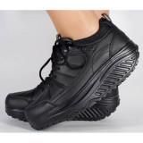 Pantofi sport cu talpa convexa (cod 002270)
