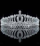 Diadema coronita tiara mireasa cristale tip Swarovski