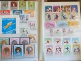 Clasor timbre, serii complete