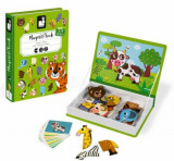Carte magnetica - Animale, 30 piese