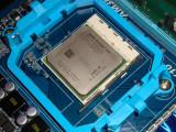 Procesor AMD Athlon 64 3800+ ADA3800IAA4CW single core AM2 de colectie