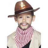Palarie Cowboy copii, Maro