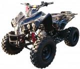 ATV KXD 125cc 4 timpi-008 roti de 10 culoare negru Cod Produs: MX_NEW 3032S
