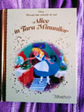 Disney colecția de aur nr 25 Alice în Țara Minunilor   , 20 lei