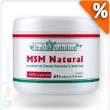 Cumpara ieftin MSM natural Crema 200ml. (dureri articulare, nevralgii) Health Nutrition