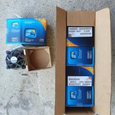 lot 5 radiatoare si ventilatoare pentru socket LGA 775