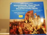 Handel – Water Music /Royal Fire Works – 2LP Set (1966/Polydor/RFG) - VINIL/NM+