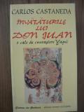 CARLOS CASTANEDA - INVATATURILE LUI DON JUAN - 1995