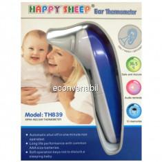 Termometru Digital pentru Ureche Fara Contact TH839