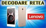Decodare retea LENOVO Resoftare Unlock