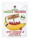 Banane si Zmeura Crocante Bio Erdbar 16gr Cod: 4260249140776