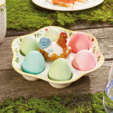 Suport oua- Spring Awakening egg plate Rooster-325562