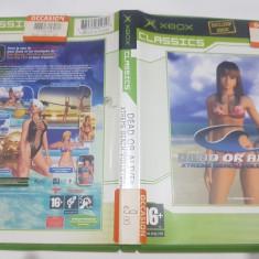 [Xbox] Dead or Alive - Xtreme Beach Volleyball - joc original xbox clasic