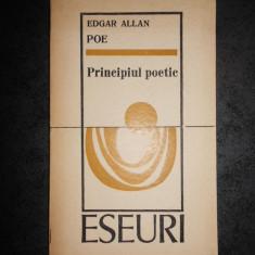 EDGAR ALLAN POE - PRINCIPIUL POETIC  (1971)