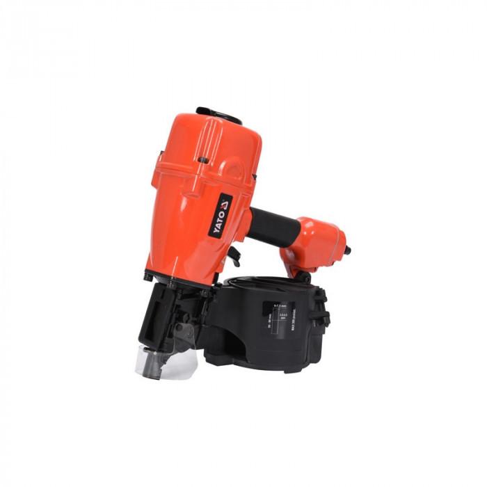 YATO Capsator pneumatic pentru batut cuie 50-90 mm