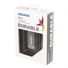 "Carcasa pentru SSD / Hardisk extern ADATA ED600 2.5"" USB 3.0"