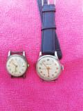 Lot 2 Ceasuri Sovietice POBEDA și ZIM Mecanice Manuale