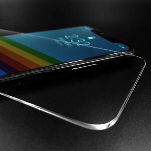 Folie sticla curbata UV Full Glue pentru iPhone XS Max / 11 Pro Max