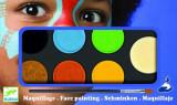 Culori make-up non alergice - natur, Djeco