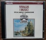 CD Antonio Vivaldi – Special Sampler for Vivaldi Edition