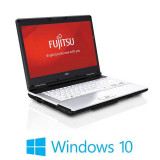 Laptopuri Refurbished Fujitsu LIFEBOOK S751, Intel i3-2350M, Webcam, Win 10 Home