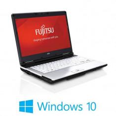 Laptopuri Refurbished Fujitsu LIFEBOOK S751, Intel i3-2350M, Webcam, Win 10 Home