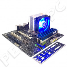 GARANTIE de FIRMA! Kit GAMING i5 4590 + 16GB + Placa de baza ASUS + cooler NOU, Pentru INTEL, LGA 1150, DDR 3