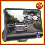 Camera auto tripla: fata, spate, interior, design tip monitor