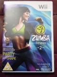 Joc Zumba Fitness 2, wii, original, alte sute de titluri