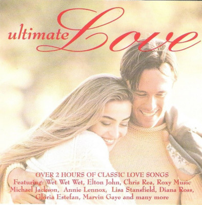 2 CD  Ultimate Love: Michael Jackson, Billy Ocean, Gloria Estefan, Chris Rea foto