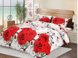 Cumpara ieftin Lenjerie de pat cocolino 4 piese Roses