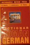 Dictionar german-roman de E. Savin, I. Lazarescu