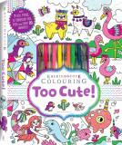 Cumpara ieftin Kaleidoscope Colouring. Too Cute