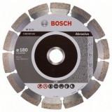 Bosch Professional disc diamantat 180x22.23x2x10 mm pentru materiale abrazive