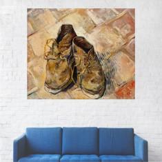 Tablou Canvas, Pictura Artistica Incaltaminte - 80 x 100 cm
