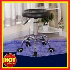 Scaun Salon manichiura/pedichiura  rotativ mobil