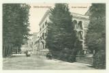 cp Herculane : Hotel Ferdinand - circulata 1930, timbre