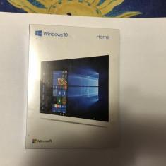 Microsoft Windows 10 Home, 32/64 bit, Engleza, Retail/FPP, USB Flash