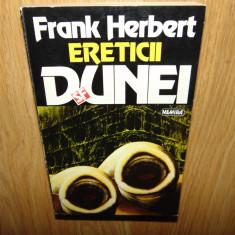 ERETICII DUNEI -FRANK HERBERT