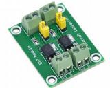PC817 4 Channel Optocoupler Isolation Voltage Converter 3.6-30V