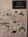 EPIGRAME-CINCINAT PAVELESCU
