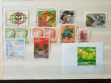 Luxemburg - 13 timbre stampilate deparaiate, Stampilat