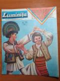 Revista pentru copii - luminita noiembrie 1977