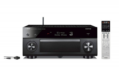 Yamaha AVENTAGE RX-A3050 11.2-Channel MusicCast AV Receiver foto