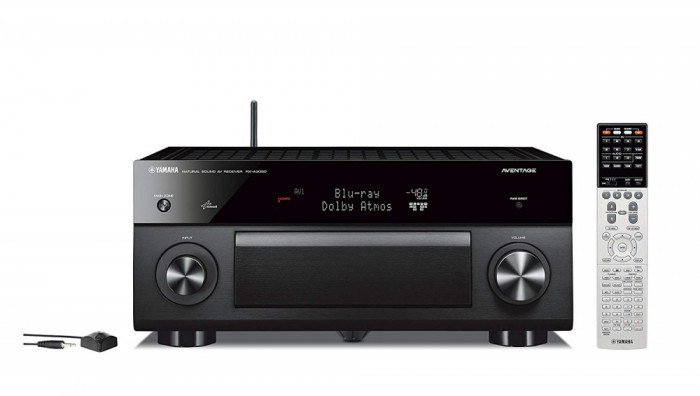 Yamaha AVENTAGE RX-A3050 11.2-Channel MusicCast AV Receiver