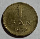 1 Ban 1952, Romania a UNC, Alama