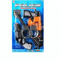 Set pistol cu accesorii 23x37x4cm
