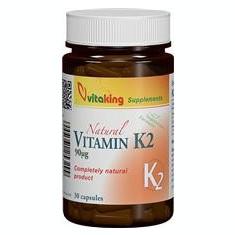 Vitamina K2 Vitaking 30cps Cod: vk1411