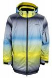 Cumpara ieftin Geaca de ski Ulla Popken, pentru femei, cu fermoar si gluga, Multicolor